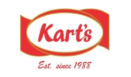 Kart's food logo