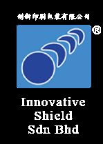 innovative shield sdn bhd dark logo